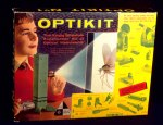 Optikit - Optical toy construction set. Helio Mirror Co. 1960s