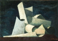Emile Savitry Untitled (1928), Oil on canvas