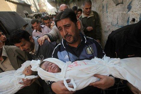 MOHAMMED SABER, Gaza burial