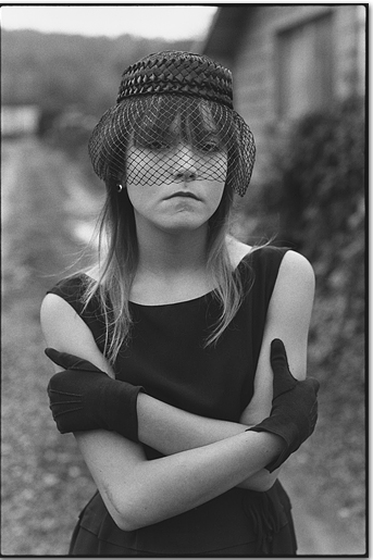 Tiny in Her Halloween Costume, 1983 © Mary Ellen Mark